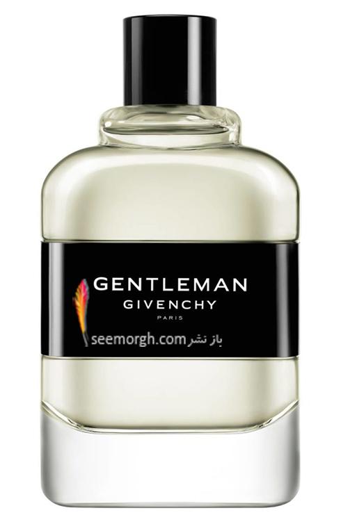 بهترین عطرهای مردانه برای زمستان 2018 - عطر Gentleman از برند Givenchy