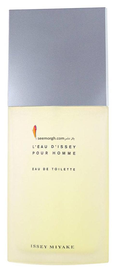 بهترین عطرهای مردانه برای زمستان 2018 - عطر L'Eau d'Issey از برند Issey Miyake
