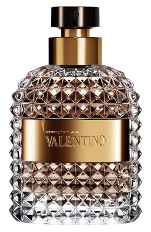 بهترین عطرهای مردانه برای زمستان 2018 - عطر Uomo Fragrance از برند ولنتینو Valentino