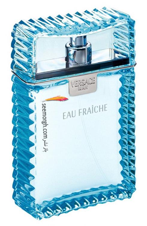 بهترین عطرهای مردانه برای زمستان 2018 - عطر Eau Fraiche از برند ورساچه Versace