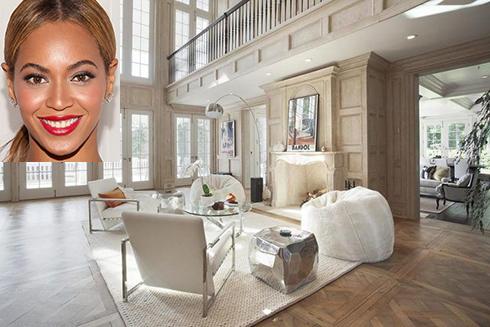 خانه بیانسه beyoncé - قیمت : 26 میلیون دلار