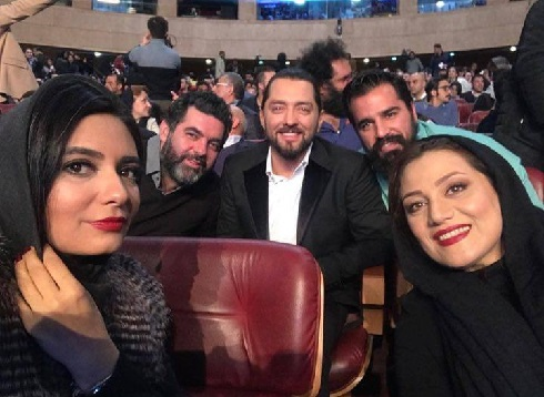 Cast in the opening ceremony of the 36th Fajr Festival-1.jpg