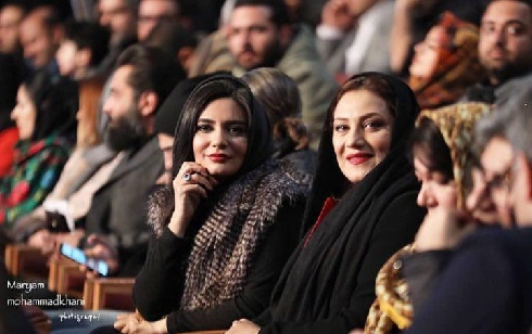 Cast in the opening ceremony of the 36th Fajr Festival-2.jpg