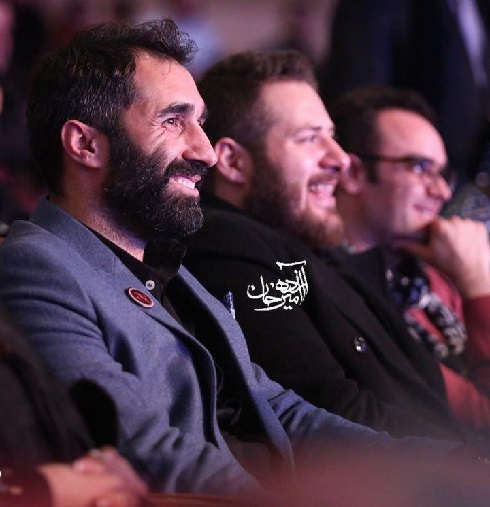 Cast in the opening ceremony of the 36th Fajr Festival-4.jpg