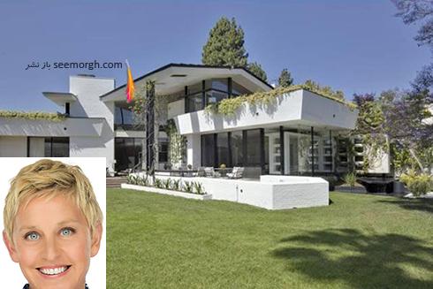 خانه الن Ellen - قیمت : 40 میلیون دلار