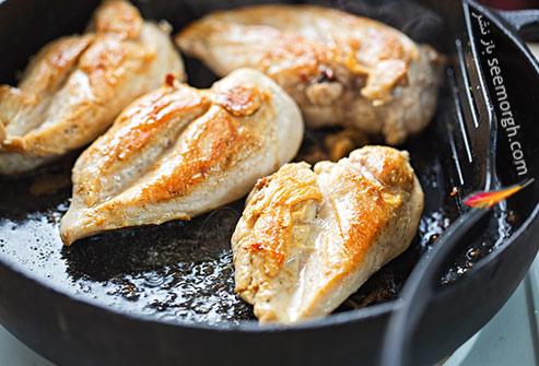 گوشت,منبع ویتامین B12