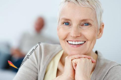 پیرزن,پیرزن خوشحال,قارچ گانودرما