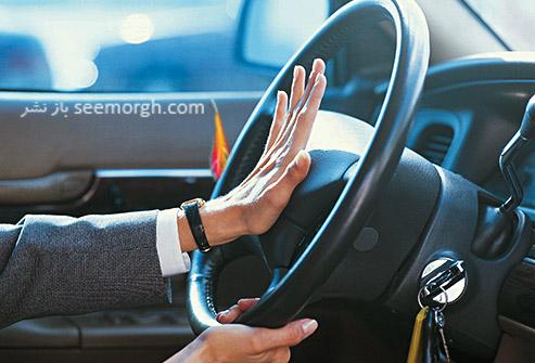 عادت های عجیبی که به قلب آسیب می رسانند ترافیک