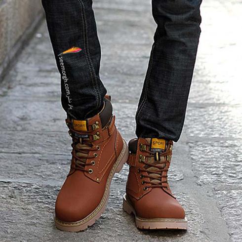 بوتهای رزمی (Work boots)