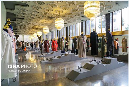 مدل  مانتو در هفتمین جشنواره مد و لباس - عکس شماره 1