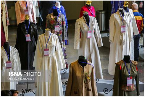 مدل  مانتو در هفتمین جشنواره مد و لباس - عکس شماره 6