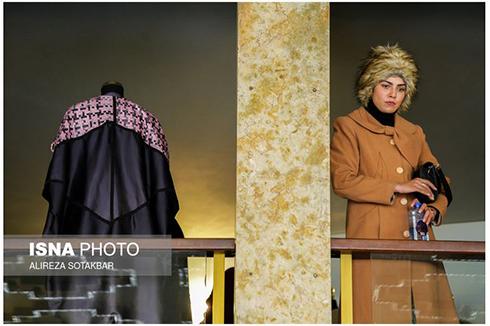 مدل  مانتو در هفتمین جشنواره مد و لباس - عکس شماره 4