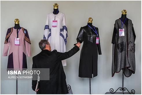 مدل  مانتو در هفتمین جشنواره مد و لباس - عکس شماره 2