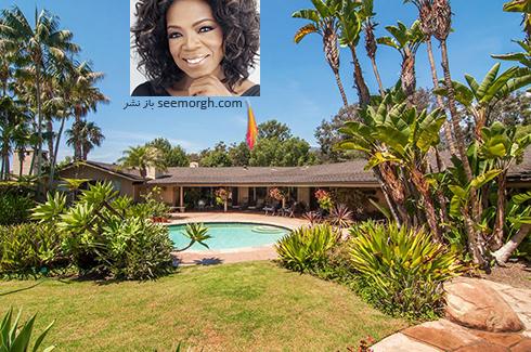 خانه اپرا وینفری Oprah Winfrey  - قیمت : 50 میلیون دلار