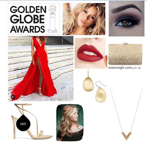 ست کردن لباس به سبک شکيرا Shakira براي ولنتاين 2018 - عکس شماره 8