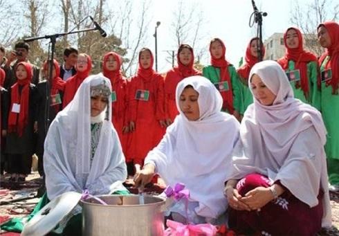 جشن نوروز در افغانستان