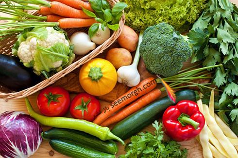 پیشگیری از چاقی سرطان و بیماری قلبی با این غذاهای قلیایی
