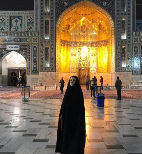 عکس حرم امام رضا در مشهد مقدس
