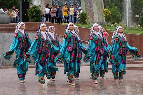 جشن نوروز در قزاقستان