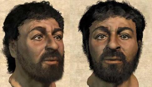 چهره عیسی مسیح (ع)