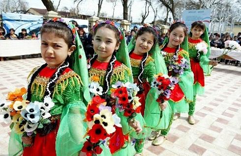 استقبال از نوروز در جمهوری آذربایجان