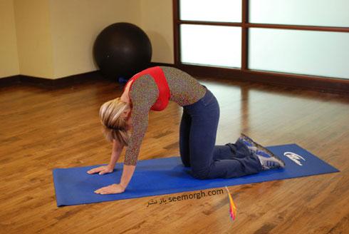 علت کمر درد بعد از ورزش و حرکات اصلاحی برای درمان آن