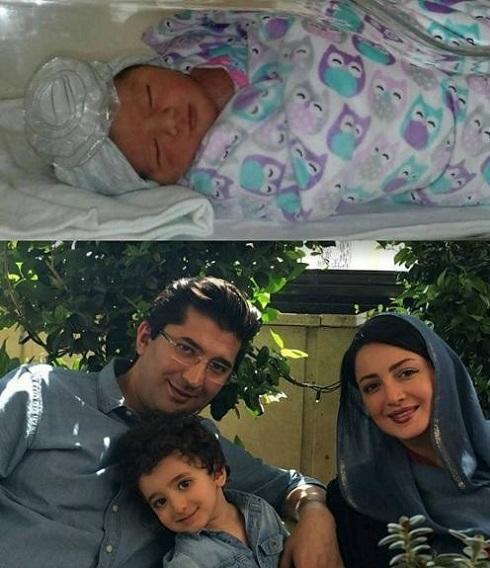 به دنیا آمدن فرزند شیلا خداداد در خارج از ایران