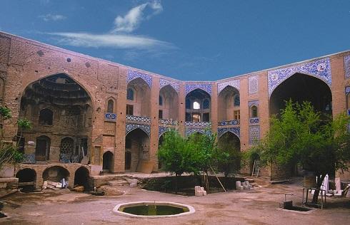 مدرسه گنجعلی خان کرمان