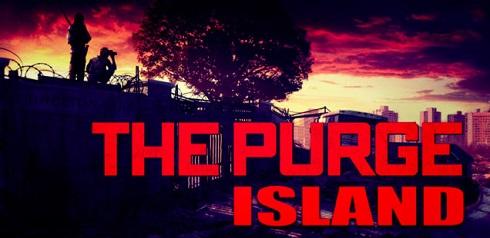 فیلم ترسناک پاکسازی: جزیره