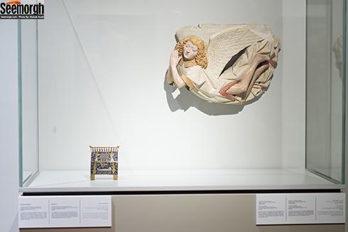 فرشته در حال پرواز اثر منسوب به آنتوان دوموآتوریه