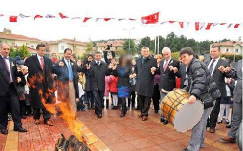جشن نوروز ترکیه