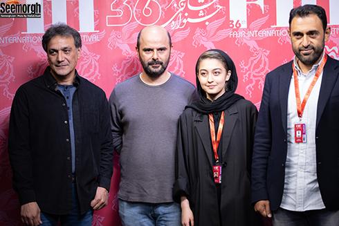 حضور علی مصفا در جشنواره جهانی فجر