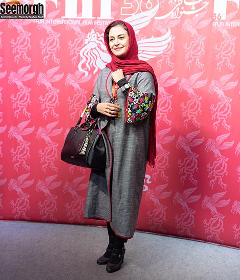 مریلا زارعی در جشنواره جهانی فجر