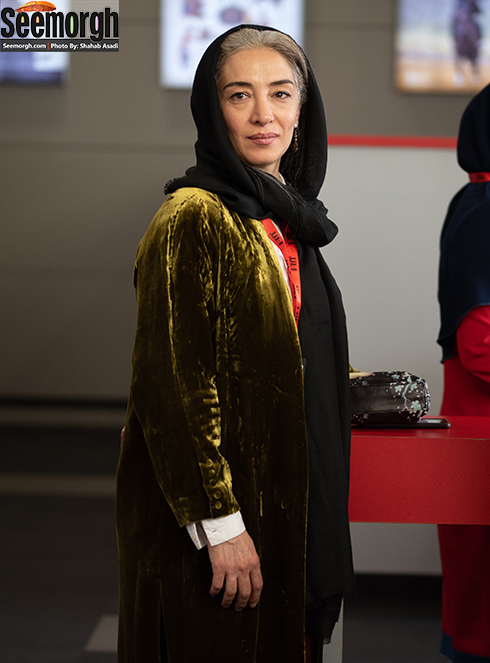 پانته آ پناهی ها در جشنواره جهانی فیلم فجر