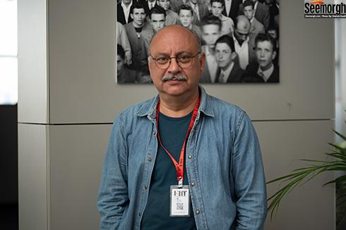 بابک کریمی در جشنواره جهانی فجر