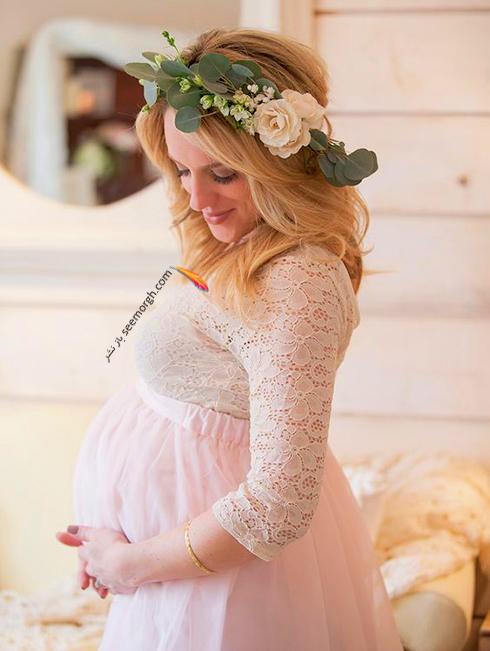 بلوز و دامن بارداری