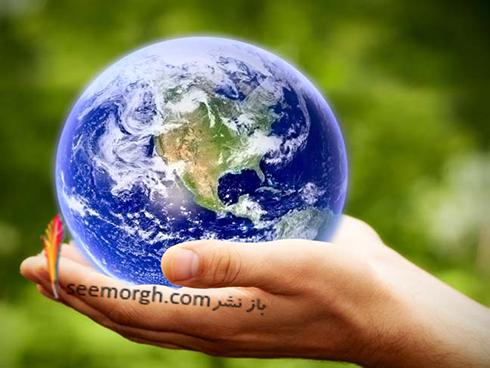 روز زمین پاک 2 اردیبهشت، زمین را در آغوش بگیریم