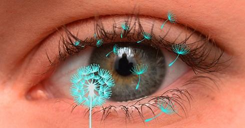 علائم حساسیت فصلی در چشم و مراقبت از چشم