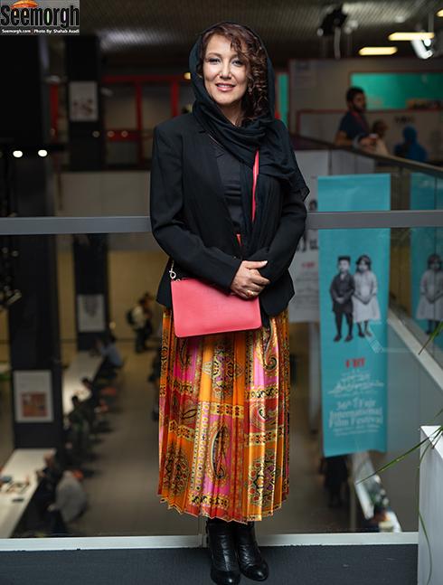 پانته آ بهرام در جشنواره جهانی فجر