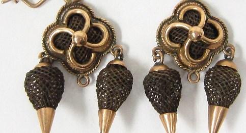 جواهراتی از مو