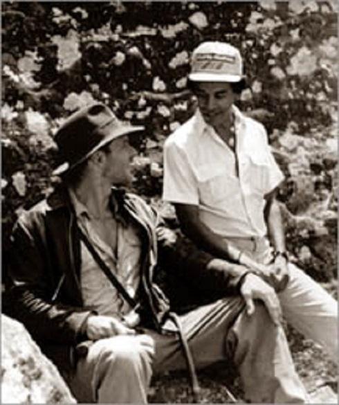 هریسون فورد در سال 1983