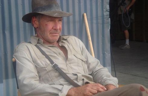 هریسون فورد در فیلم ایندیانا جونز و آخرین جنگ صلیبی