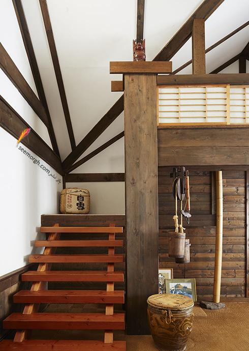 دکوراسیون داخلی ویلایی در نیویورک به سبک ژاپن - عکس شماره 8