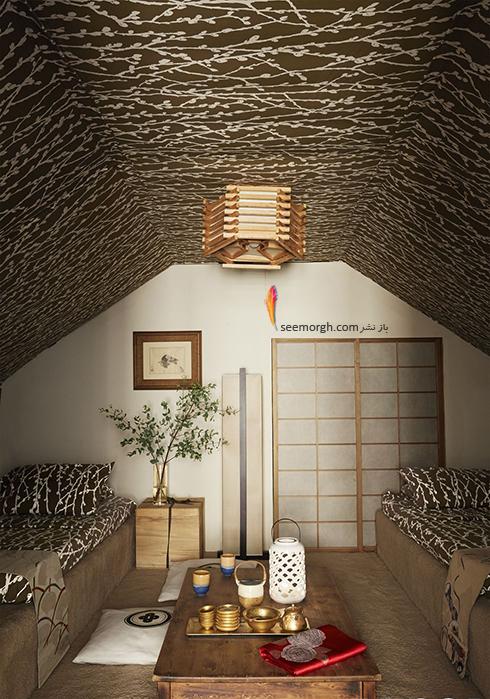 دکوراسیون داخلی ویلایی در نیویورک به سبک ژاپن - عکس شماره 5