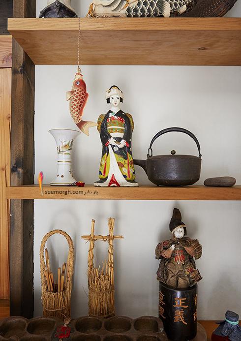 دکوراسیون داخلی ویلایی در نیویورک به سبک ژاپن - عکس شماره 3
