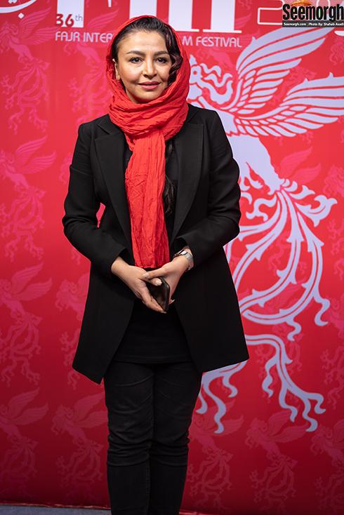 مدل مانتو جدید 97 در جشنواره جهانی فیلم فجر - مه لقا جابری