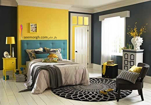 فرش فانتزی اتاق خواب با طرح هایی خاص
