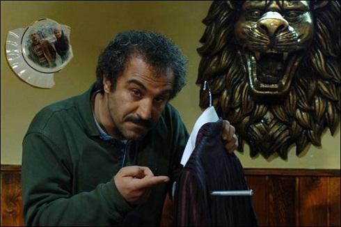محسن تنابنده در سریال پایتخت
