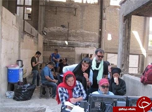پشت صحنه سریال پایتخت 5
