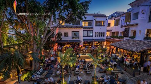 دکوراسیون داخلی هتل رابرت دنیرو Robert De Niro در ماربلا اسپانیا - عکس شماره 3